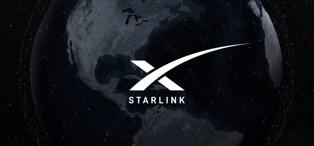 SpaceX Starlink Logo